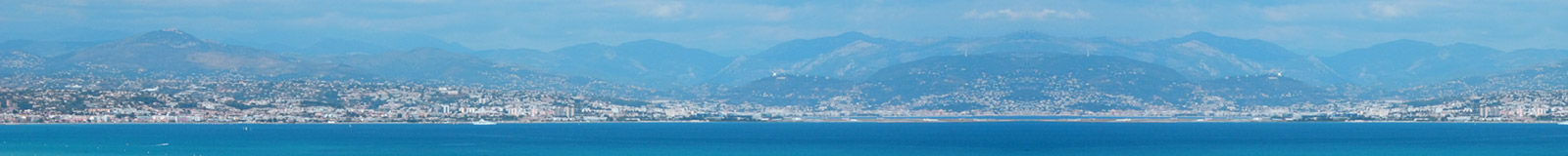 Our apartment has the best view in Antibes
